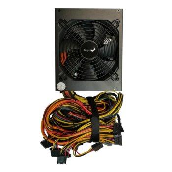 Захранване Segotep GP1250G, 1150W, Active PFC, 80+ Gold, 140мм вентилатор image
