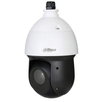IP камера Dahua SD49225T-HN, куполна, 2MP Mpix(1920x1080@25FPS), 4.8mm~120mm обектив, H.265/H.264 / MJPEG, IR осветеност (до 100 метра), външна IP67 защита от вода, PoE+, RJ-45 image