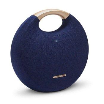 Тонколона Harmon/Kardon Onyx Studio 5, 2.0, 50W, Bluetooth 4.2, до 8 часа време за работа, синя image