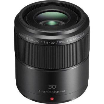 Обектив Panasonic Lumix G 30mm f/2.8 O.I.S. MACRO за Micro 4/3 image