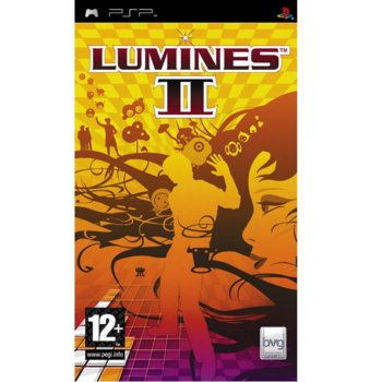 Lumines II product