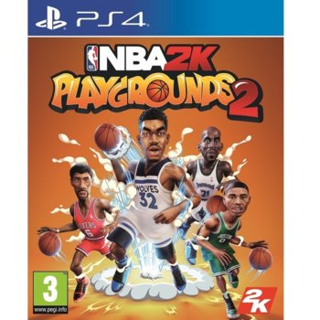 NBA Playgrounds 2 (PS4) product