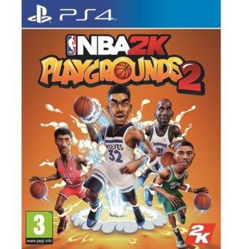 Игра за конзола NBA Playgrounds 2, за PS4 image