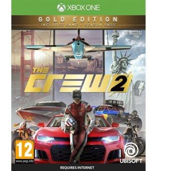 Игра за конзола The Crew 2 Gold Edition, за Xbox One image