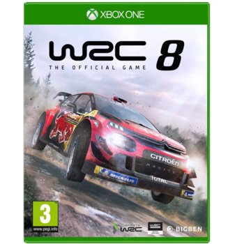 WRC 8 Xbox One product