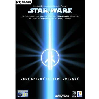 Star Wars Jedi Knight II: Jedi Outcast product
