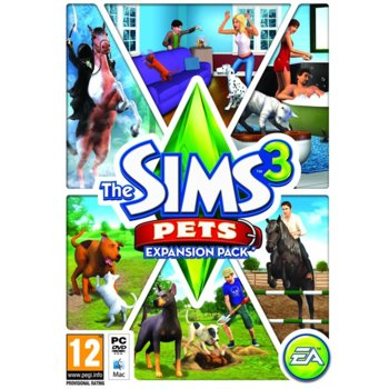 The Sims 3: Pets product