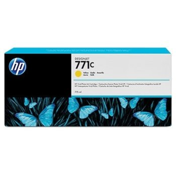 HP 771C (B6Y10A) Yellow product