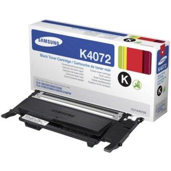 Касета за Samsung CLT-K4072S - SU128A - Black - заб.: 1 500k image