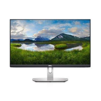 """Монитор Dell S2721HN, 27"""" (68.58 cm) IPS LED панел, 75Hz, Full HD, 4ms, 300 cd/m2, DisplayPort, HDMI image"""