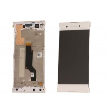 Sony Xperia XA1 LCD with touch White Original product