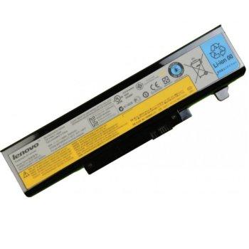Батерия (оригинална) за лаптоп Lenovo, съвместима с IdeaPad series, 6-cell, 11.1V, 5000mAh image