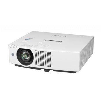 Проектор Panasonic PT-VMZ40EJ, 3LCD, WUXGA (1920x1200), 3 000 000:1, 4500 lm, 2x HDMI, 2x VGA, USB, LAN image