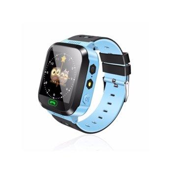 Смарт часовник Baby, за деца, GPS, Bluetooth 4.0, до 3 дни работа, камера, Android/iOS, различни цветове image