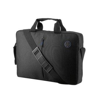 """Чанта за лаптоп HP Focus Topload T9B50AA, до 15.6""""(39.62 cm), черна  image"""