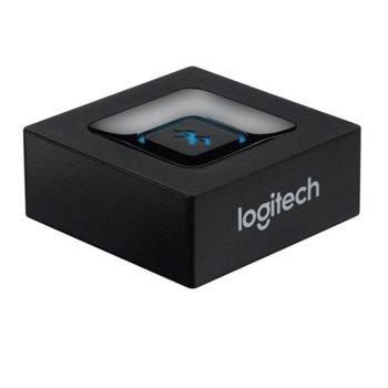 Bluetooth ресивър (приемник) Logitech 980-000912, 3.5mm jack, RCA image
