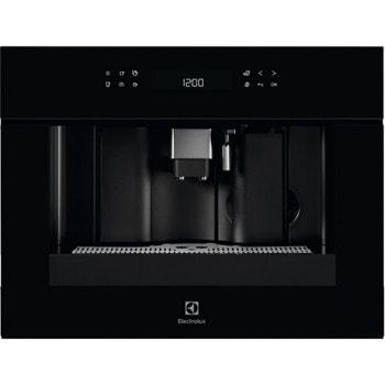 Кафемашина за вграждане Electrolux KBC65Z, до 6 кафета наведнъж, черен image