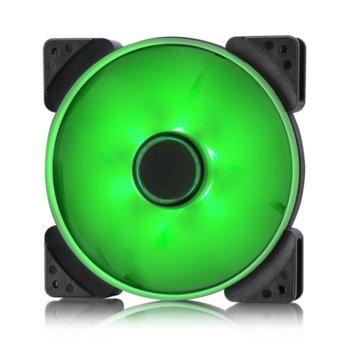Вентилатор 140mm Fractal Design Prisma SL-14 Green, 3-pin, 1000 rpm image