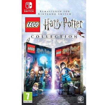 Игра за конзола LEGO Harry Potter Collection, за Nintendo Switch image