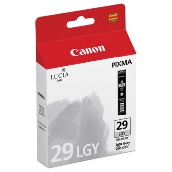 ГЛАВА ЗА Canon PIXMA PRO-1 - Light Grey - 4872B001AA P№ PGI-29, зак: 352к image