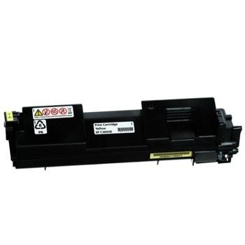 Тонер касета за Ricoh Aficio SP C 360 Series/C 360 dn/C 360 dnw/360/360 SFNw/360 SNw/360 dn/360 dnw/361 SFNw/SPC360HE, Yellow, Ricoh SPC360HE (408184), за 5000 брой копия image