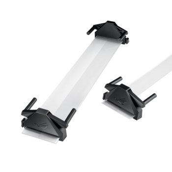"""Комплект за скриване на рамките на монитори ROG Bezel Free Kit Lens, 2 броя, за до 27"""" (68.58 cm) монитори image"""