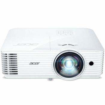 Проектор Acer Projector S1286H, DLP,3D ready, XGA (1024 x 768), 3500 lm, 20,000:1, HDMI, VGA, AUX  image