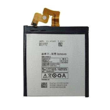 Батерия (заместител) за Lenovo Vibe Z2, 3000mAh/3.8V image