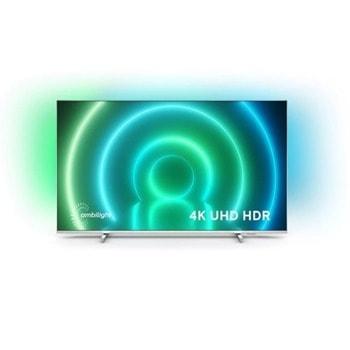 """Телевизор Philips 55PUS7956/12, 55"""" (139.7 cm) 4K UHD Smart LED TV, DVB-T2/T/C/S2/S, LAN, Wi-Fi, 4x HDMI, 2x USB image"""
