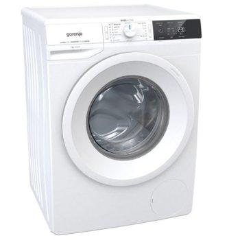 Перална машина Gorenje WEI723, А+++, 7 кг. капацитет, 1200 оборота в минута, 16 програми, свободностояща, 60 cm. ширина, WaveActive барабан, бяла image