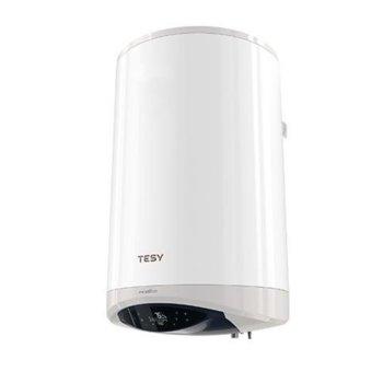 Електрически бойлер Tesy MODECO GCV 80 47 24D C21 ECW, 82л., вертикален, 2.4kW, керамичен, енергиен клас C, 47.0 x 84.5 x 49.6 cm image