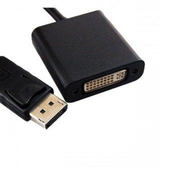 Преходник DeTech Display Port(м) към DVI(ж) image
