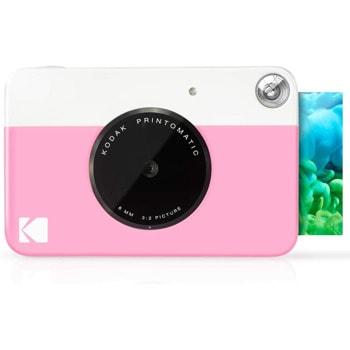 Фотоапарат Kodak Printomatic ZINK RODOMATICPK(розов), 10 Mpix, MicroSDHC, USB image