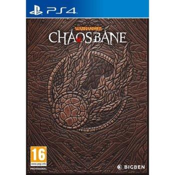 Игра за конзола Warhammer: Chaosbane Magnus Edition, за PS4 image