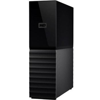 """Твърд диск 12TB, Western Digital My Book WDBBGB0120HBK (черен) , външен, 3.5"""" (8.89 cm), USB 3.0 image"""