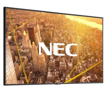 "Публичен дисплей NEC C431, 43""(109.22 cm), Full HD, VGA, HDMI, DisplayPort, RS232, USB, LAN, черен image"