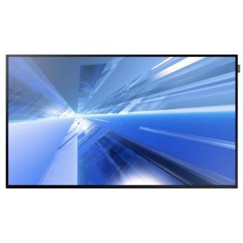 "55"" (139.7 cm) Публичен дисплей Samsung LH55DBEPLGC (DB55E), FULL HD LED, HDMI image"