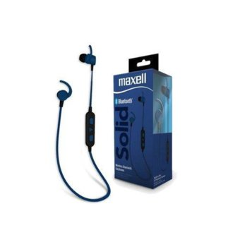 Maxell BT100 SOLID Blue product