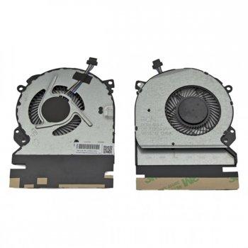 Вентилатор за HP ProBook 440 G5, 4pin, 5V - 0.5A image