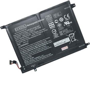 Батерия (оригинална) за лаптоп HP, съвместима с модели PAVILION X2 10-Nxxx DO02XL, 3.8V, 8700mAh image