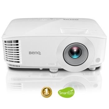 Проектор BenQ MW550, DLP, WXGA (1280x800), 20 000:1, 3600 lm, HDMI, VGA, USB image
