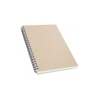 Тетрадка W&W, формат А4, офсет, редове, 100 листа image