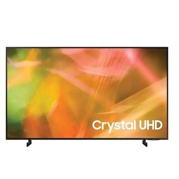 "Телевизор Samsung 43AU8072 (UE43AU8072UXXH), 43"" (109.22 cm) LED Smart TV, HDR, DVB-T2/C/S2, LAN, Wi-Fi, Bluetooth, 3x HDMI, 2x USB image"