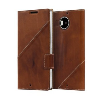 MS LUMIA 950XL FLIP COVER BROWN product