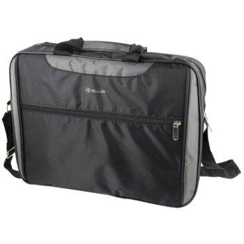 """Чанта за лаптоп Tellur LB1, до 15.6"""" (39.62 cm), черна image"""