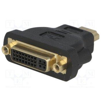 Адаптер VCom HDMI(м) към DVI(ж) product