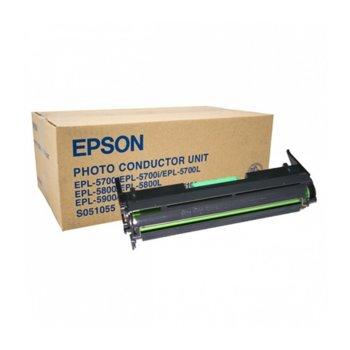 БАРАБАН ЗА EPSON EPL 5700/5800L/5900 L - Drum - P№ SO51055 - Заб.: 20000k image