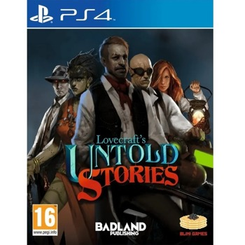 Lovecrafts Untold Stories PS4 product