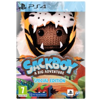 Игра за конзола Sackboy: A Big Adventure Special Edition, за PS4 image