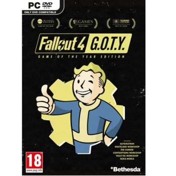 Fallout 4 Game of the Year Edition product